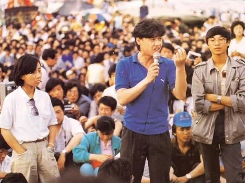 Wu'er Kaixi Tienanmen