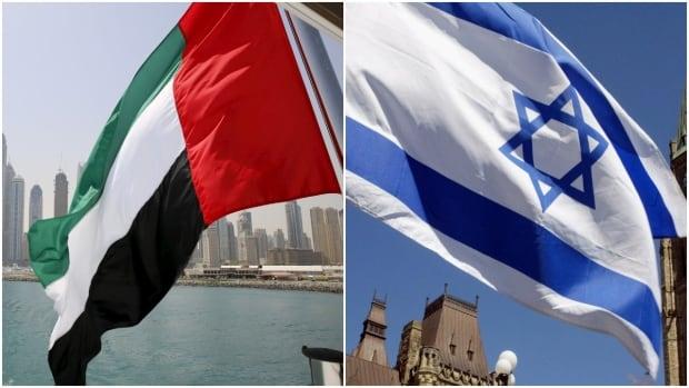 Accordo Israele-UAE
