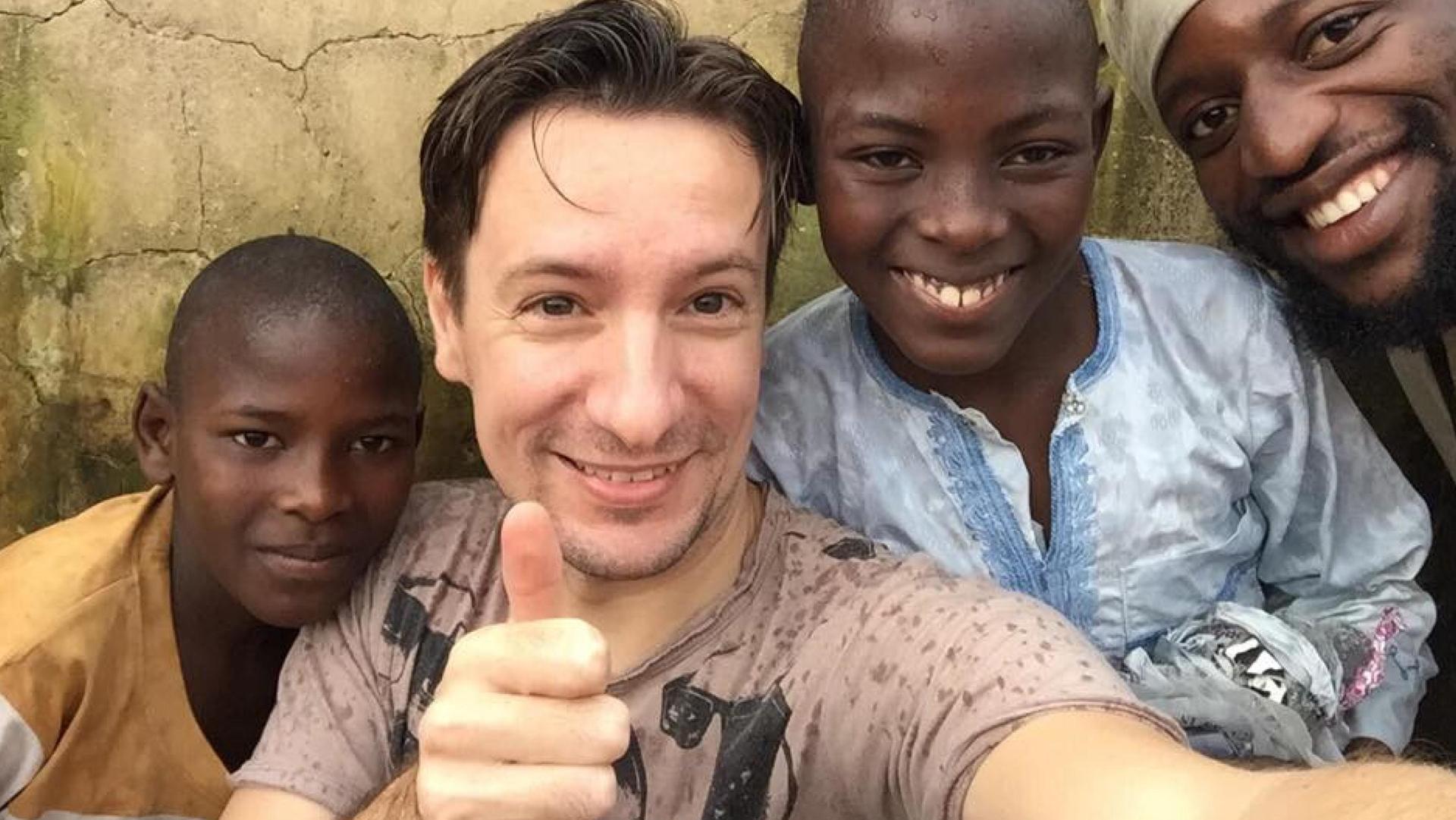 Luca Attanasio DRC