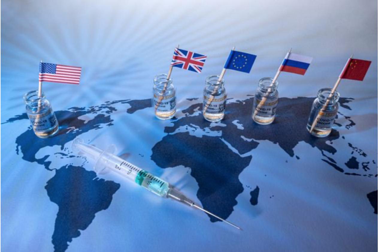 Geopolitica dei Vaccini